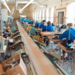 Работа нашей фабрики